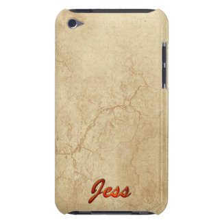 JESS Name Personalised Cell Phone Case iPod Touch Case