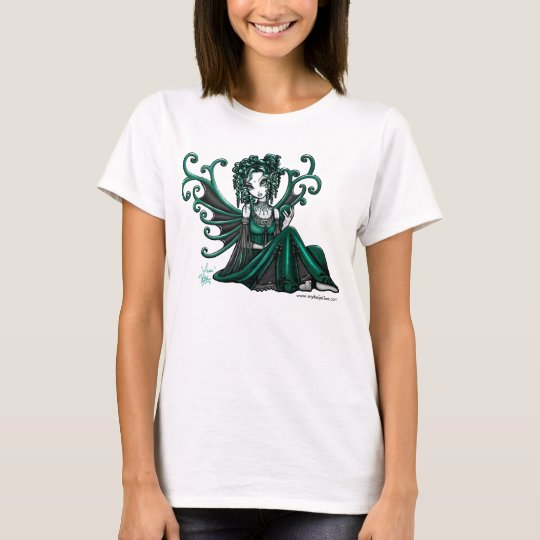 """Jesse"" Green Fairy Tank"