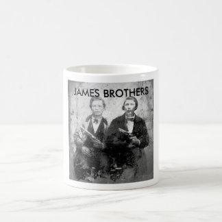 JESSE JAMES GANG COFFEE MUG