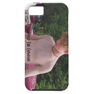 Jesse Sandy Beach Case (I Survived the canadian) iPhone 5 Cover