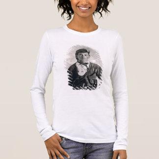 Jesse Woodson James (b/w photo) Long Sleeve T-Shirt