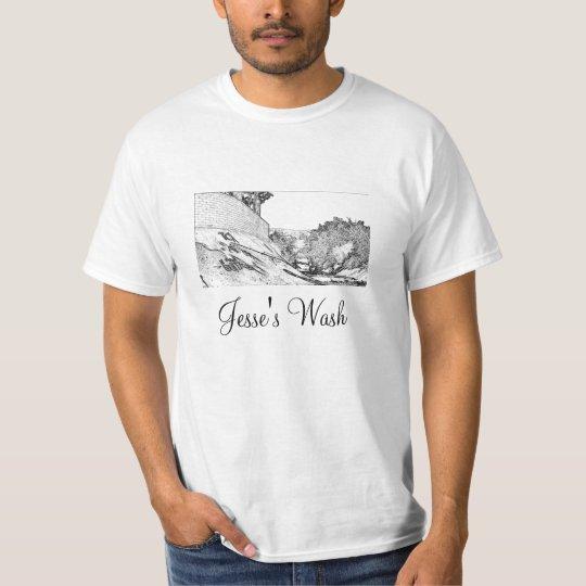 jesses wash, Jesse's Wash T-Shirt