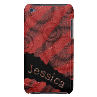 JESSICA Personalized Name Custom Ipod Touch Case