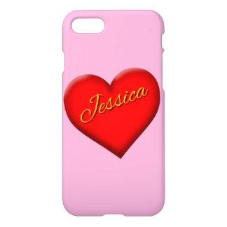 Jessica's Valentine Phone Case