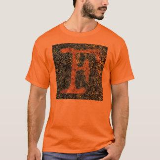 "Jessie Letter ""F"" Monogram Funky Artsy T-shirt! T-Shirt"
