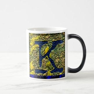 Jessie s Letter K Monogram Coffee Mug