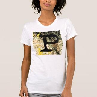 Jessie s Letter P Monogram T-shirt