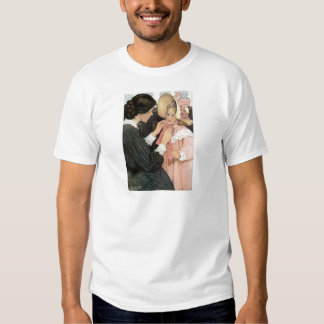 Jessie Willcox Smith Mother Child Mother's Day T-Shirt