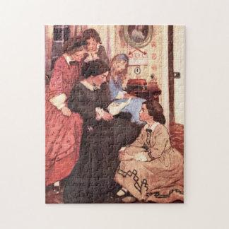 Jessie Willcox Smith - The Letter Jigsaw Puzzle