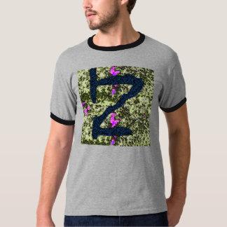 Jessie Z Funky Monogram with a Twist T T-Shirt