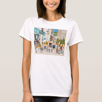 Jessies Dairy in Mousehole T-Shirt