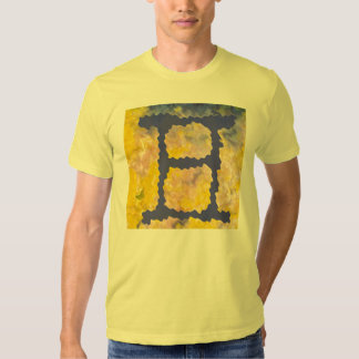 "Jessie's Letter ""H"" Monogram with a Twist T-shirt"