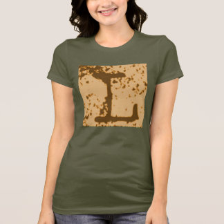 "Jessie's Letter ""L"" Monogram T-shirt"