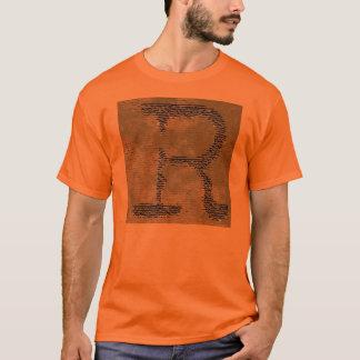 "Jessie's Letter ""R"" Monogram T-Shirt"
