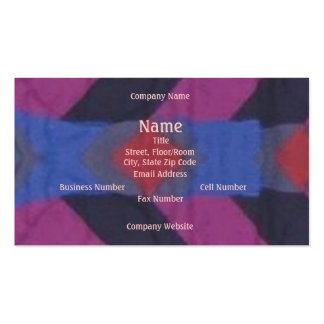 Jester Card Business Card