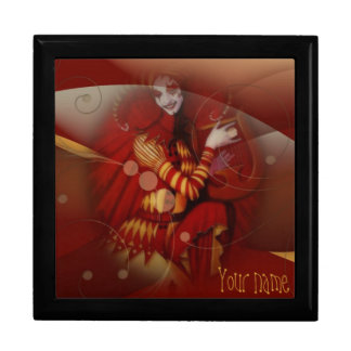 Jester Cause Large Square Gift Box