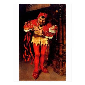 jester-clip-art-2 postcard
