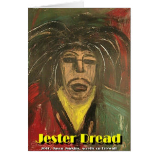 Jester Dread Cards