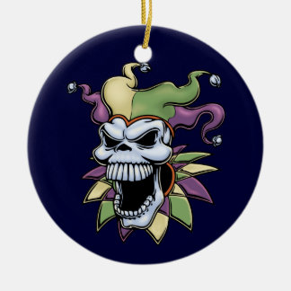 Jester II Christmas Ornament