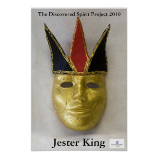 Jester King Poster