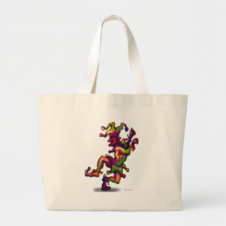 Jester Large Tote Bag