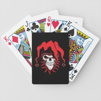 Jester of Love Bicycle Playing Cards