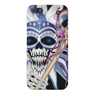 Jester Skull iPhone 5 Covers
