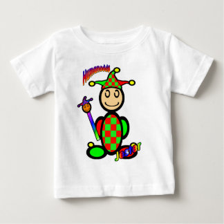 Jester (with logos) baby T-Shirt