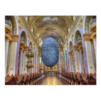 Jesuitenkirche Wien Österreich Postcard