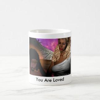 Jesus 11, You Are Loved Basic White Mug