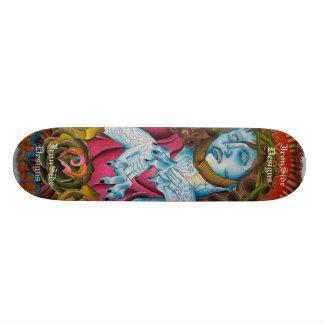 Jesus 18.1 Cm Old School Skateboard Deck