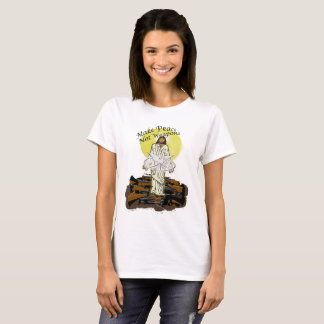 Jesus against Weapons T-Shirt