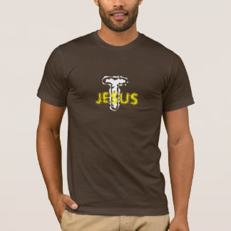 JESUS  American Apparel T-Shirt