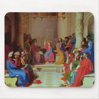 Jesus Among the Doctors, 1862 Mouse Mat