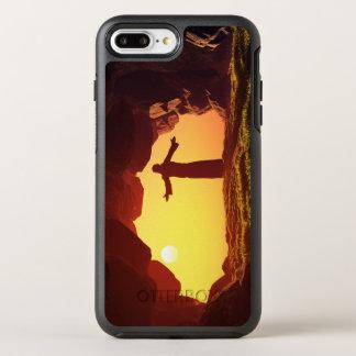Jesus and God OtterBox Symmetry iPhone 7 Plus Case