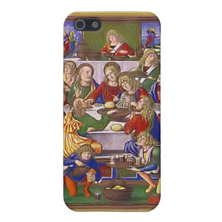 Jesus and his friends iPhone 5/5S case