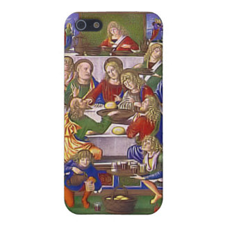 Jesus and his friends iPhone 5 cover