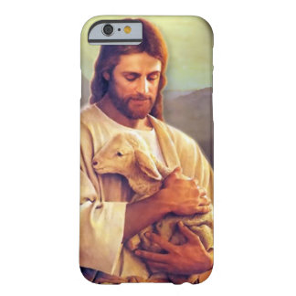 Jesus and Lamb Phone Case