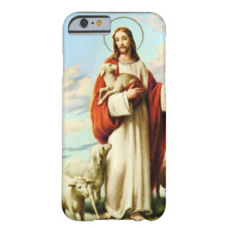 Jesus and Sheeps iPhone 6 case Barely There iPhone 6 Case