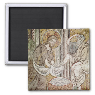 Jesus and St. Peter Magnet
