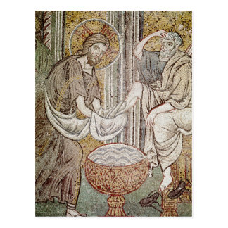 Jesus and St. Peter Postcard