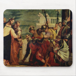 Jesus and the Centurion Mouse Mat