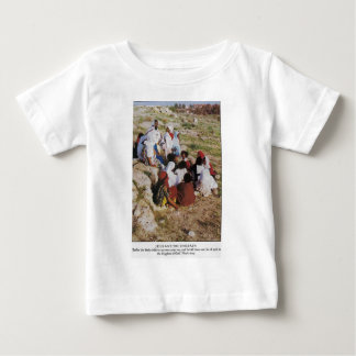 jesus and the childre shirt
