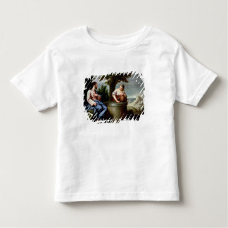 Jesus and the Samaritan Woman T-shirts