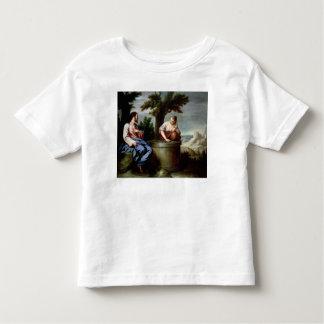 Jesus and the Samaritan Woman Toddler T-Shirt