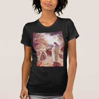 Jesus Appears To Mary Magdalene T-Shirt