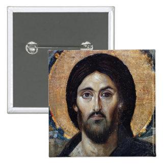 Jesus 15 Cm Square Badge
