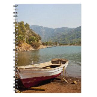 Jesus Beach, Turkey - Notebook
