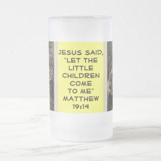 Jesus Blessing mug