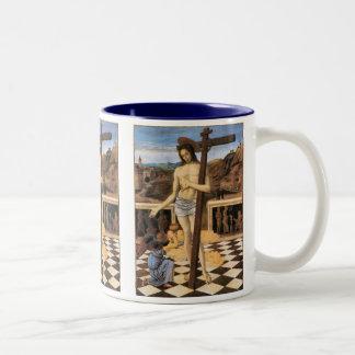 Jesus Blood Of The Redeemer Religious Mug